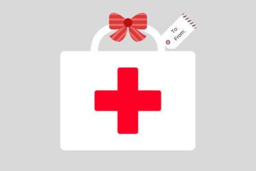 Emergency Medic First Aid Bag