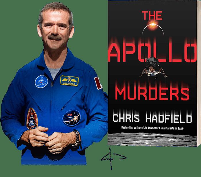 The Apollo Murders book cover